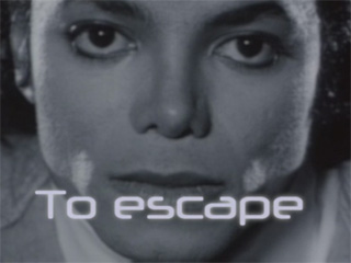 To Escape - Michael Jackson Radio Ad Part #3