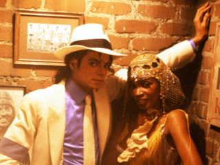 Making Of - Moonwalker