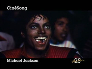 Thriller 25th - Cine Song