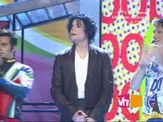 2001 - NSync Feat. MJ (MTV Awards)