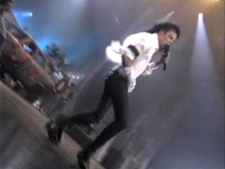 1991 - Black Or White (MTV 10th Anniversary)