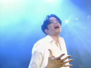 1995 - Earth Song (Wetten Dass)
