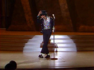 1982 - Billie Jean (Motown 25)