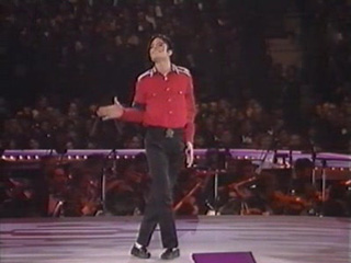 1992 - Heal The World (Bill Clintons Inaugural Celebration)
