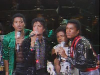 1982 - Jackson 5 Medley (Motown 25)