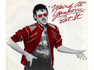 Weird Al Yankovic - Eat It