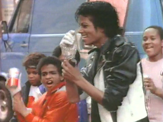 The Jacksons - Pepsi Street Commercial