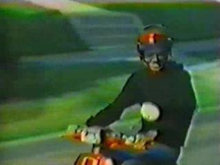 Suzuki Scooter Advertisement / Behind The Scenes