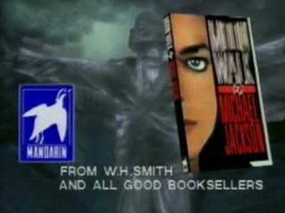 Moonwalk Book Advertisement