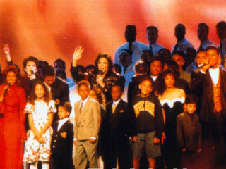 1994 - The Jackson Family Honors TV Special