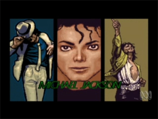 Michael Jackson Video Games - Spotlight Special