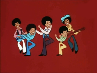 It All Started With... (Jackson 5ive Cartoon Episode 1)